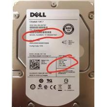 服务器硬盘DELL R720/730 600G SAS3.5 15K