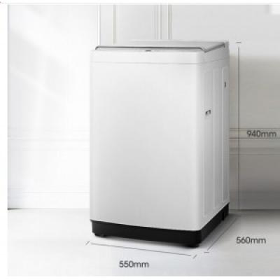 海信波轮洗衣机全自动 10公斤大容量 10大洗衣程序 健康桶自洁 家用租房宿舍 智能一键洗 HB100DF52