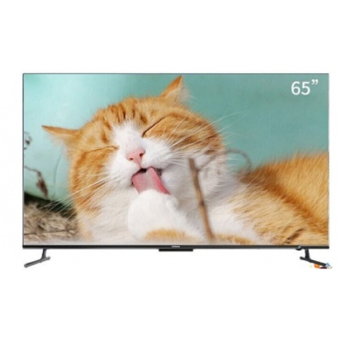 康佳电视LED65K1 65英寸新款超薄AI智能语音4K超清 液晶网络电视机