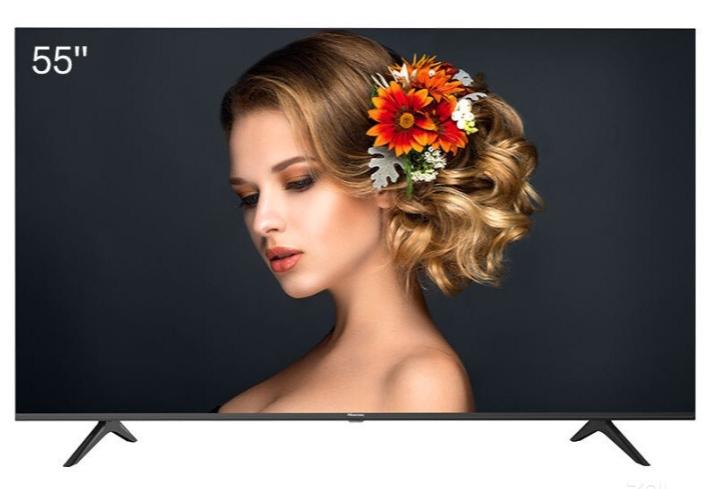 海信LED电视机HZ55E3D全面屏,智能电视