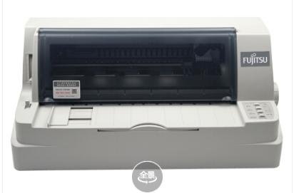 富士通打印机DPK700平推式针式