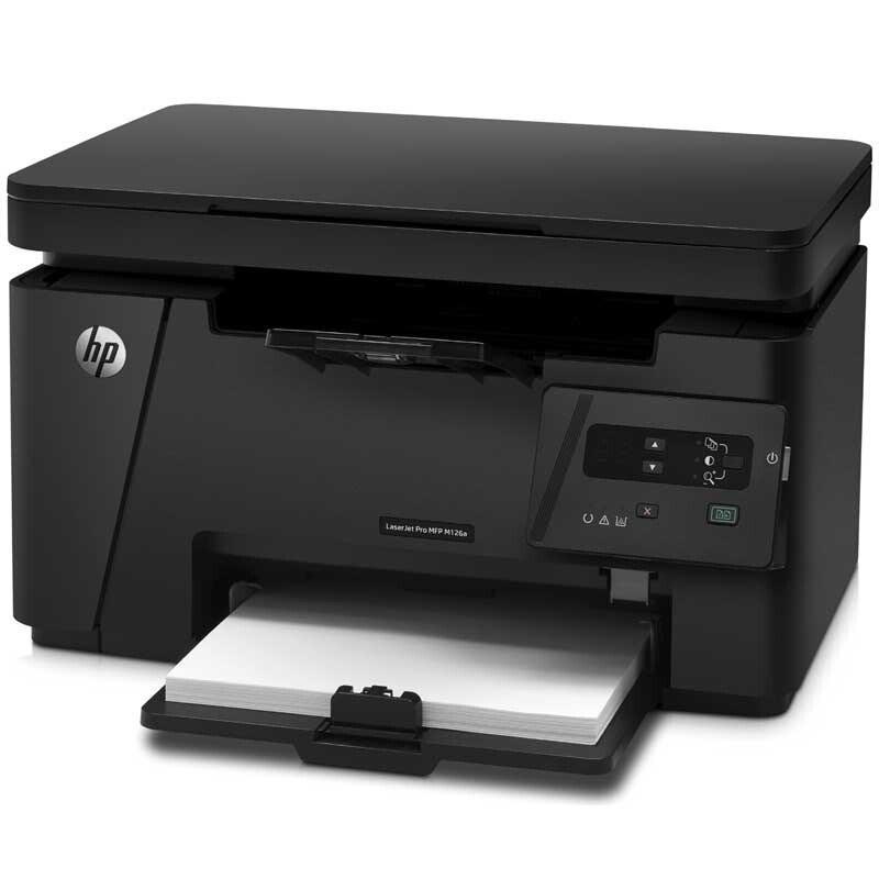 惠普 (HP)黑白激光多功能一体机 M126a