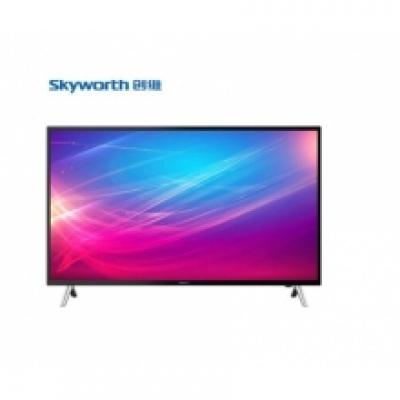 创维 Skyworth 55B20 55英寸4K超高清平板电视黑色